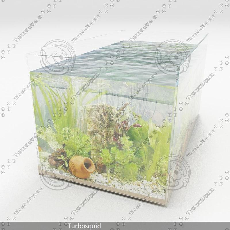 aquarium 01 3d ma