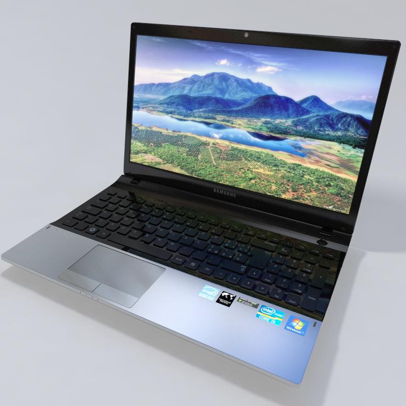 3d obj samsung notebook np300-so3it