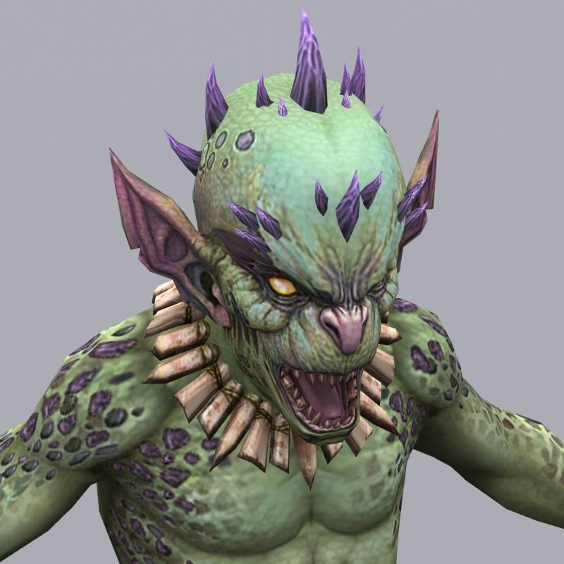 goblin monster max