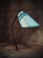 3d pett lamp model