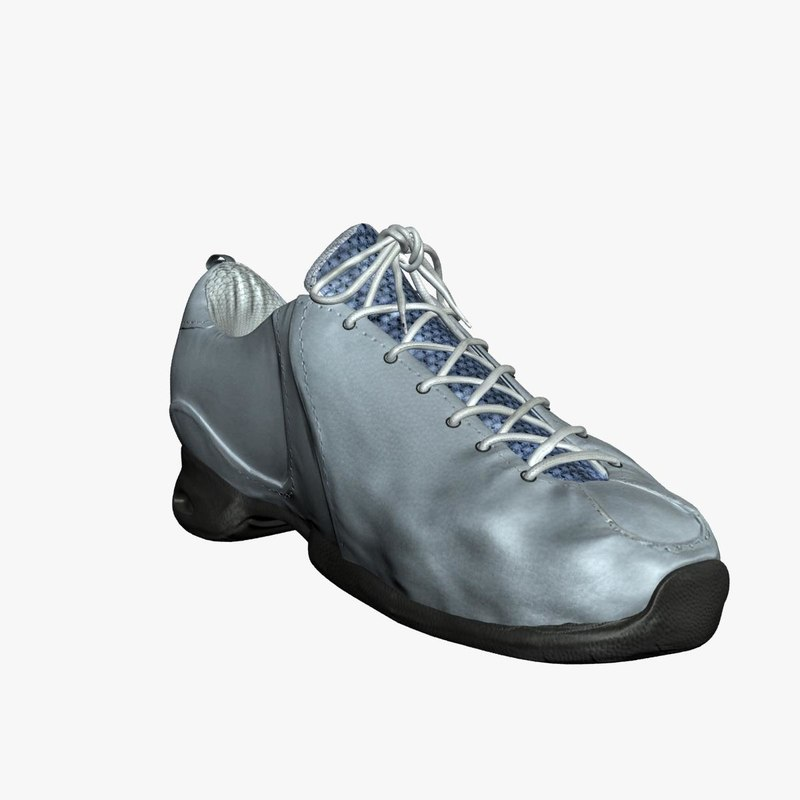 realistical male shoes max