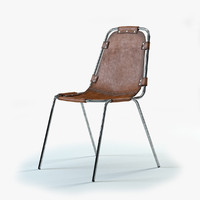 3ds max charlotte les arc chair