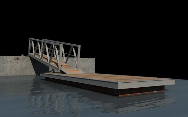 s max boat pier dock
