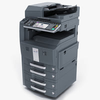 Kyocera TASKalfa 500ci Document Processor DP-760