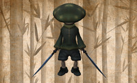 Mushroom Ninja