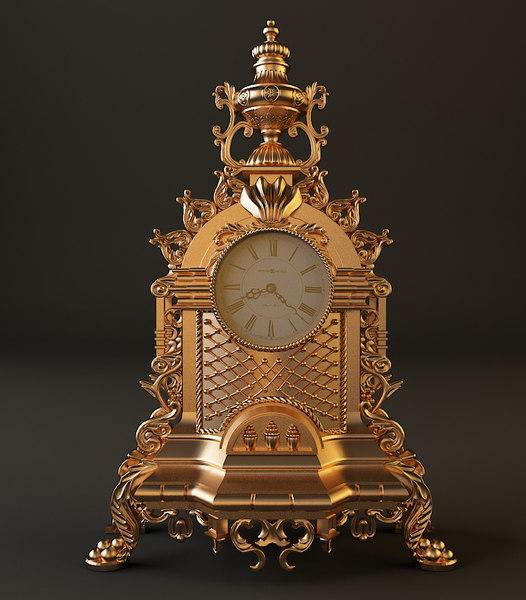 3ds watch baroque