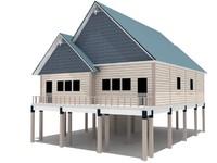Residential House - Villa 3