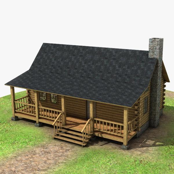 log house lwo