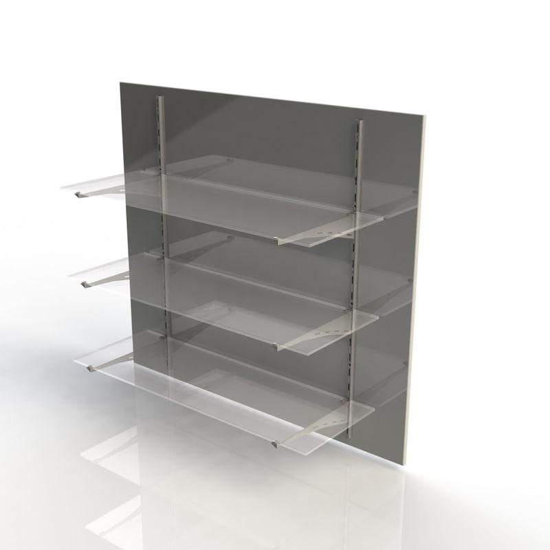 3d furniture office model