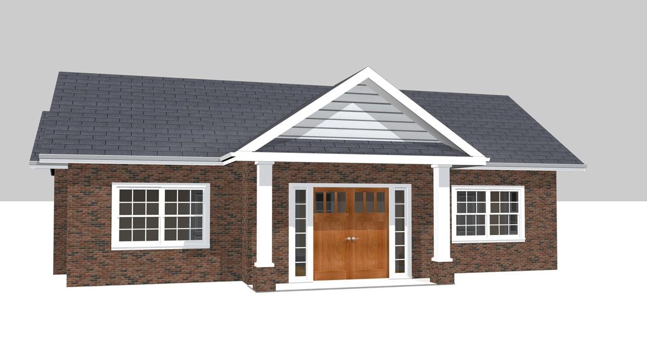 house closets porches 3ds