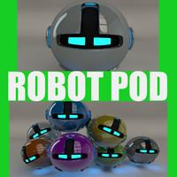 Robot pod V2