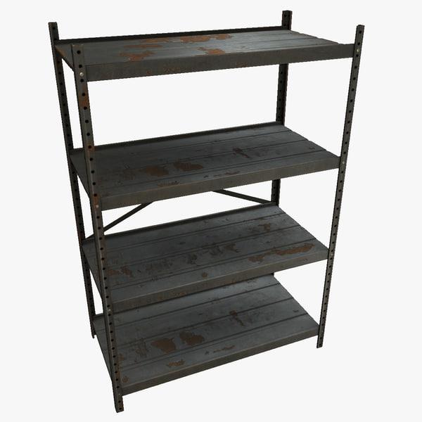 ready shelf obj