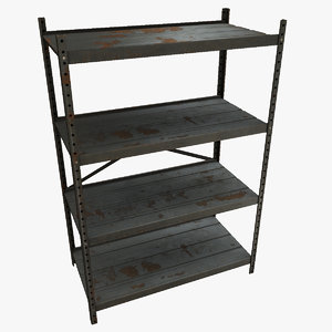 ready shelf obj