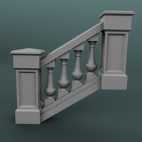 balustrade 002_st04p