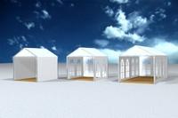 Pagoda Tent 3x3m