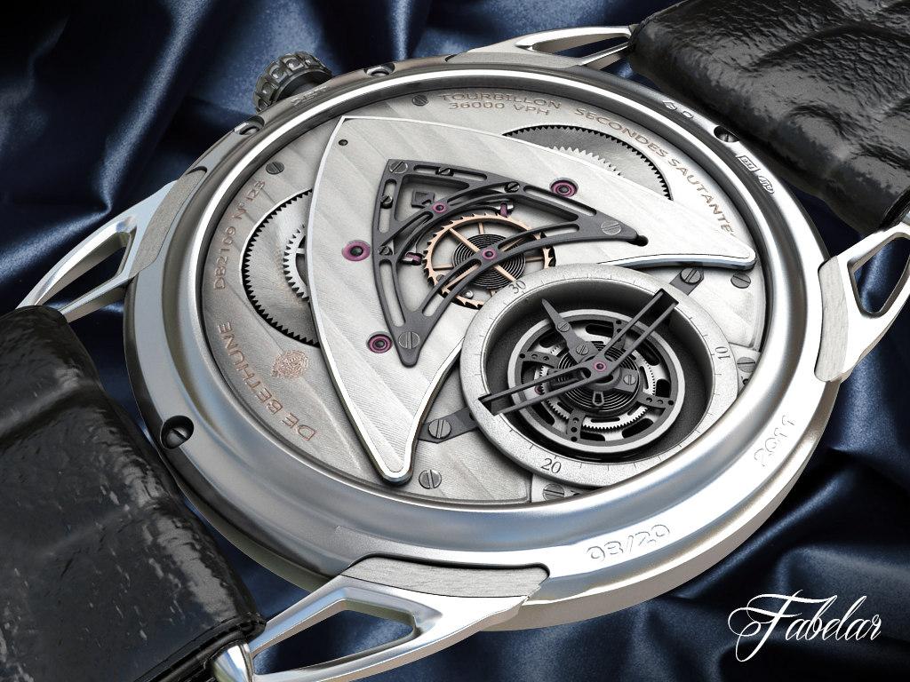 watch mechanism wristwatch max