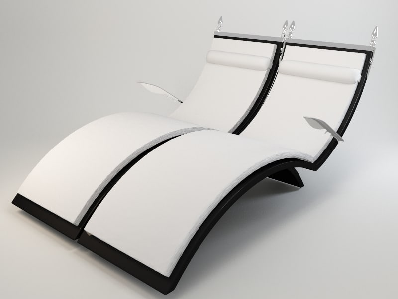 max visionnaire primula day bed