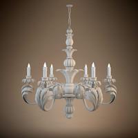 chelini chandelier max