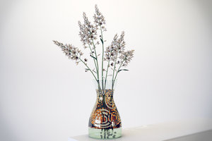 3ds flowers vase