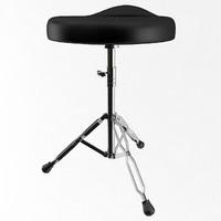 3d model drum stool