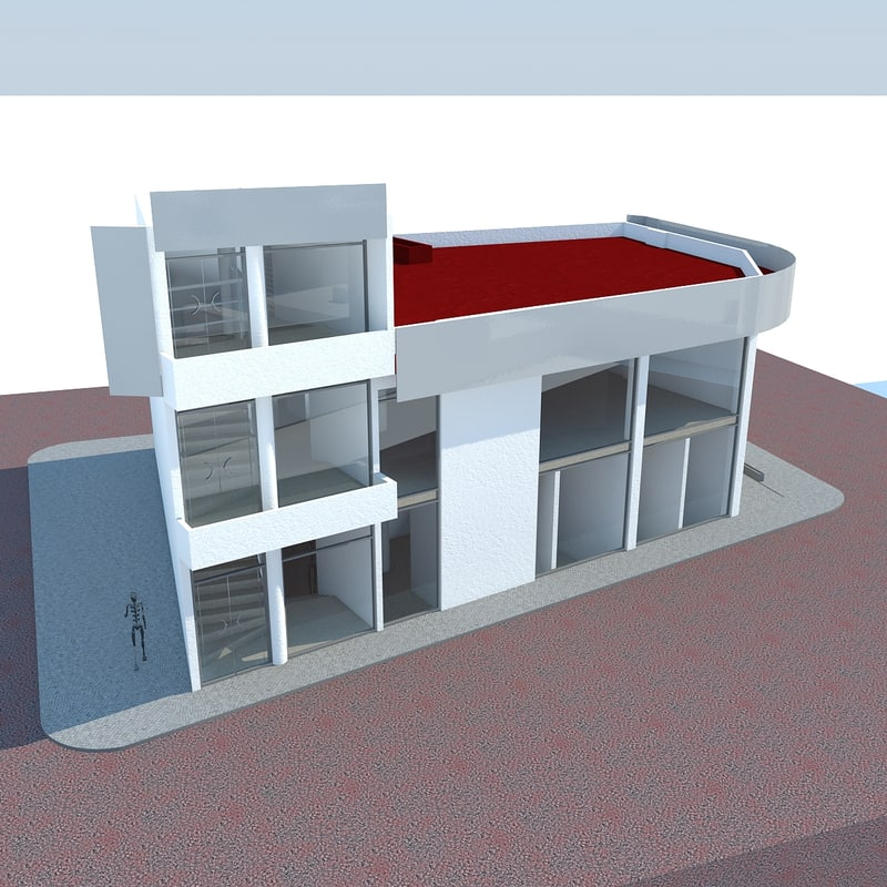 3d commerce building 2011
