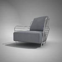 armchair passio ligne 3ds free