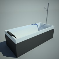 3d bath modern