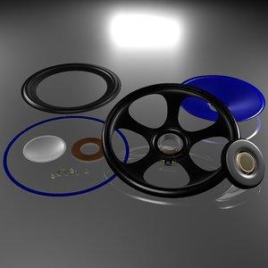 3d animate speaker