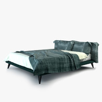 3d cloudscape bed diesel