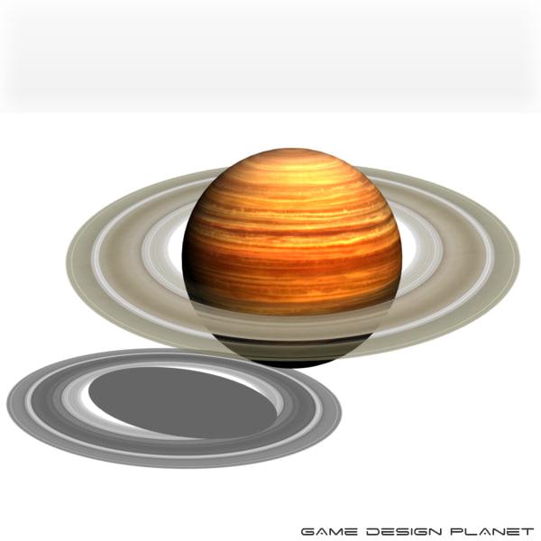planets pack 3d obj