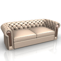 sofa couch lounger 3d max