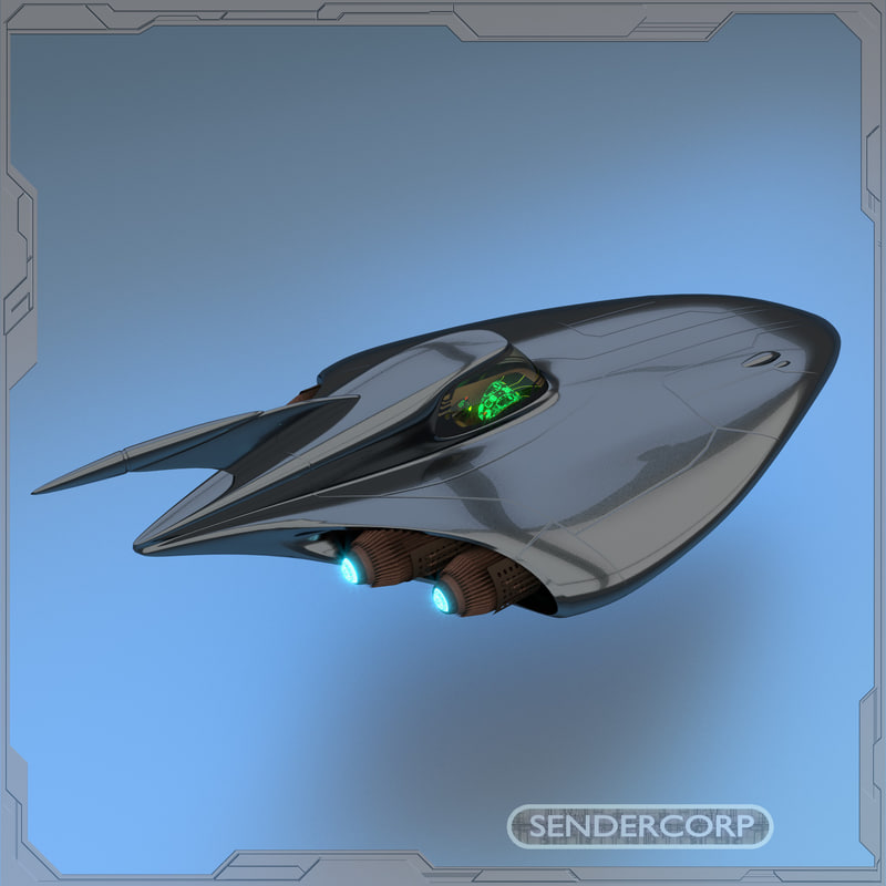 cruiser vehicle concept blend