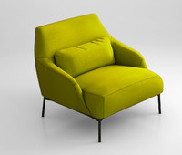 Tacchini Lima armchair