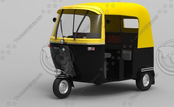 max indian auto rickshaw