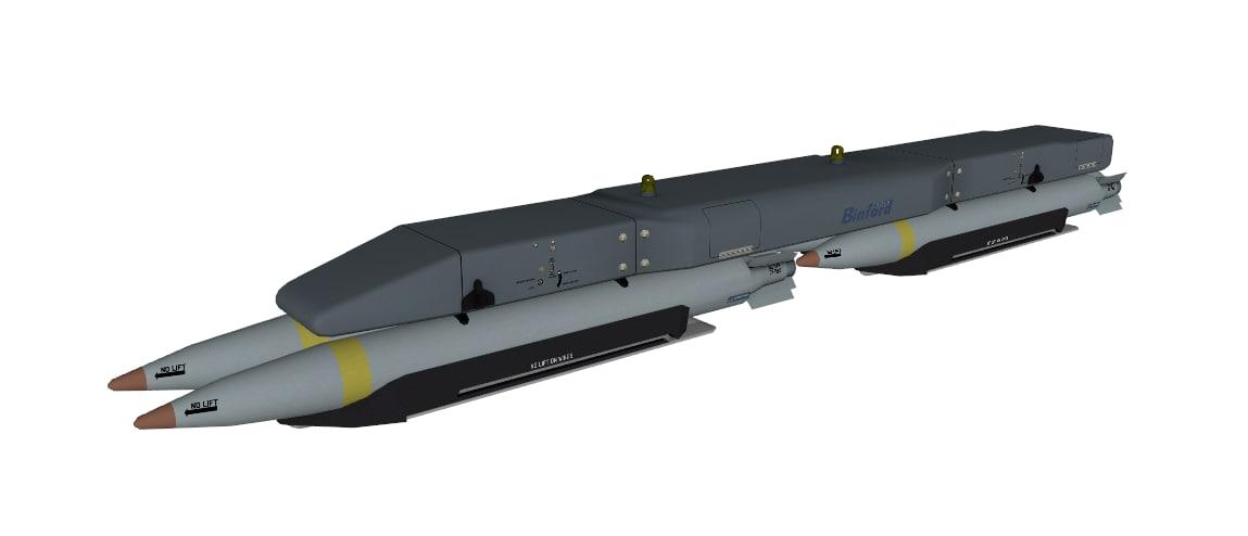3d bru-61a gbu-39