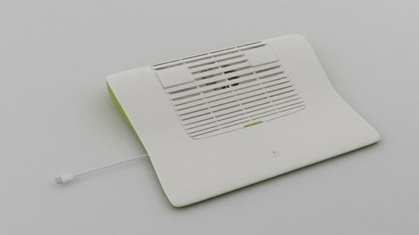 max logitech cooling pad n100