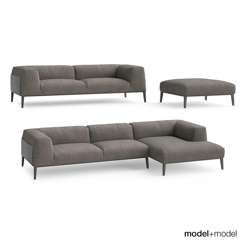 max poliform metropolitan sofas