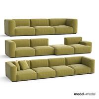 cassina mexcube sofas max