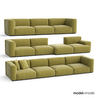 Cassina MexCube sofas