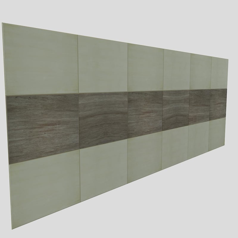 3d ma wall tile