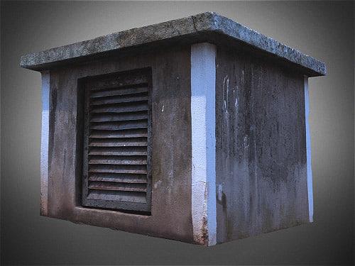 maya old ventilation