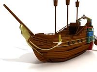 max sailing ship