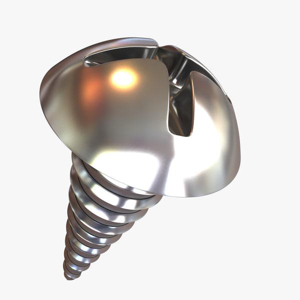 3d model metal materials