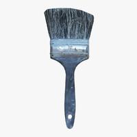 3dsmax paint brush