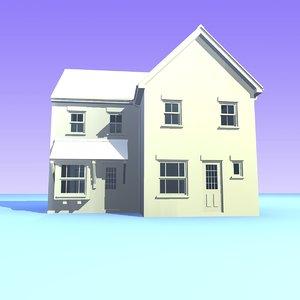 3ds british houses unit 13