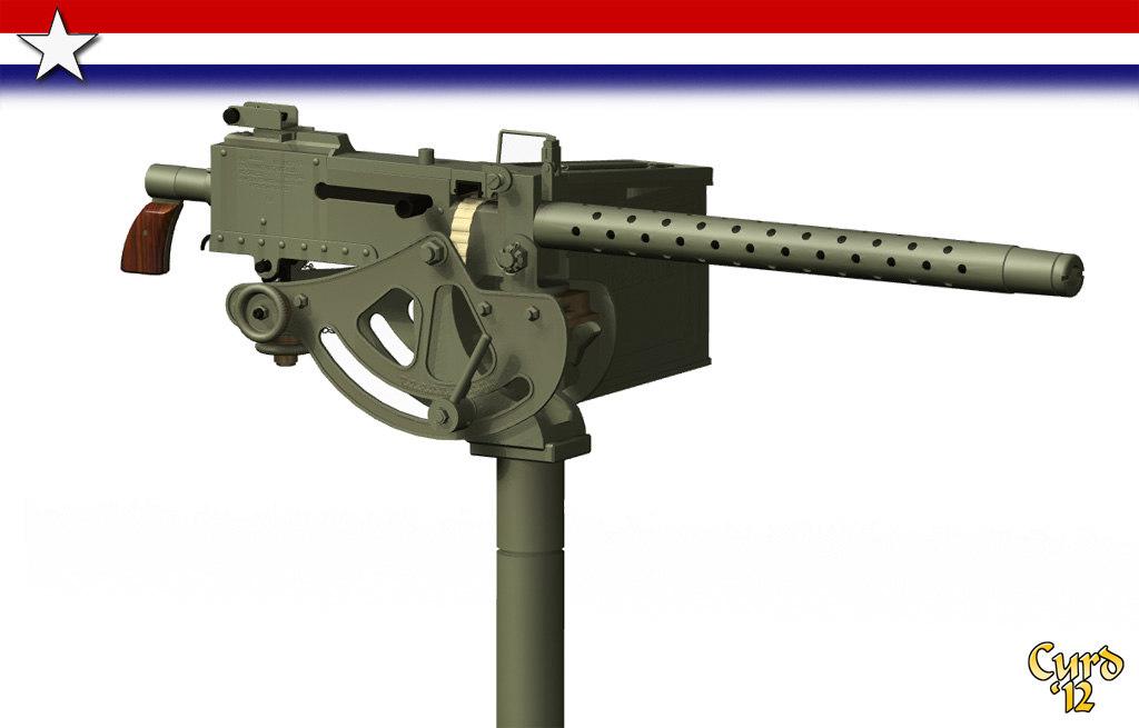 m1919 machine gun