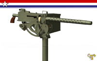 m1919 browning machine gun