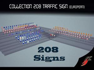 max 208 traffic road