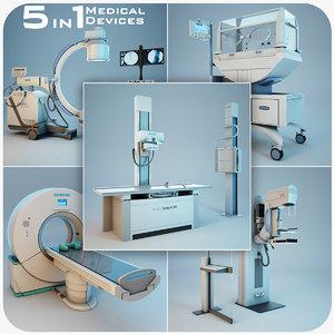 3d medical devices 5 1 model