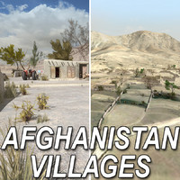 Afghan Villages Pack